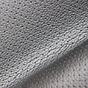 Искусственная кожа для авто, черная фото