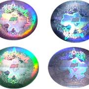 Элементы голографические защитные фото