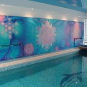 Роспись бассейнов фото