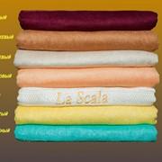 Простынь бамбуковая LA SCALA фото