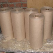 Бумага оберточная в рулонах по 8-14 кг фото