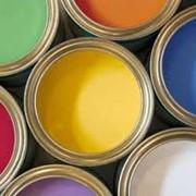 Эмаль НЦ-25 (краска для маркировки) фото
