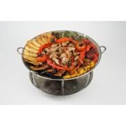 Доставка вторых блюд - Садж из баранины (г) фото