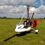 Автожир Twister, винтокрылый летательный аппарат фото