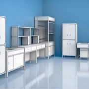 Мебель лабораторная для химических лабораторий фото