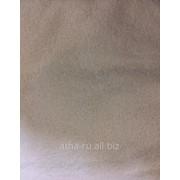 Простынь махровая, без бордюра (Светло-кремовый) фото