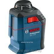 Линейный лазерный нивелир Bosch GLL 2-20 Professional фото