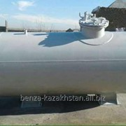 Резервуары 5 кубовые наземные одностенные для газа фото