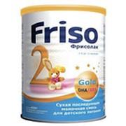 Заменитель материнского молока ФРИСОЛАК 2 фото