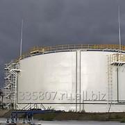 Резервуар вертикальный РВС–5 000 м3 фото