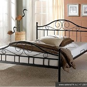 Кованая кровать KS01 фото
