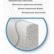 Цементная плита АКВАПАНЕЛЬ фото