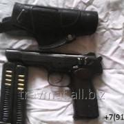 Травматический пистолет Стечкин МР - 355 9mm. фото