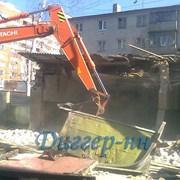 Демонтаж зданий в Нижнем Новгороде фото