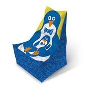 Пуф Детский Папа Пингвин фото