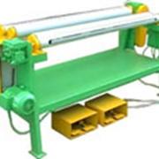 Станок вальцегибочный для изготовления трубы Ø100-300 мм фото