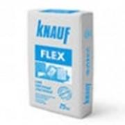 Клей плиточный эластичный КНАУФ-Флекс 25 кг. фото