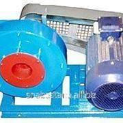 Вентилятор радиальный ВР 100-45№ 4 высокого давления фото