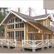 Строительный Объект Коттедж загородного дома Конда фото