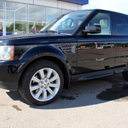 Автомобиль Land Rover Range Rover Sport фото