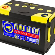 Аккумулятор 6СТ-75 L фото