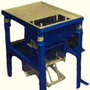 Станок для изготовления шлакоблоков CГC-1 фото