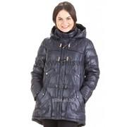 Куртка без меха Mishele 9515 синий фото