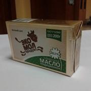 Масло сливочное 82.5% ВЫСШИЙ СОРТ Гост Р 52969 фото