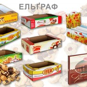 Упаковка картонная для пищевых продуктов фото