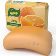 Мыло Фреш 75г в обертке апельсин фото