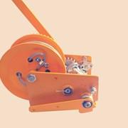 Лебедки ручные барабанные FD фото