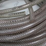 Шланг ПВХ композит 7 х 12 пивная трубка. 13 - 40 Атм. фото