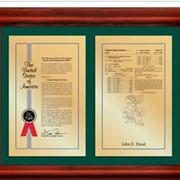 Памятные дипломы фото