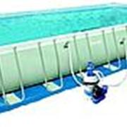 Каркасный бассейн Intex 28372 фото