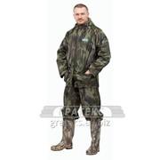 Костюм Hunter влагозащитный, КМФ лес фото