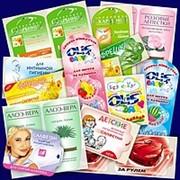Этикетки для продуктов питания фото