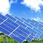 Оборудование на солнечной энергии фото