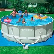 Каркасный бассейн Intex Ultra Frame 28336 (549x132 см.) фото