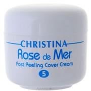 Профессиональный Тональный защитный крем Rose de Mer Cover 5 Christina фото
