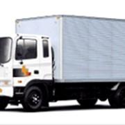 Фургоны HD120 фото