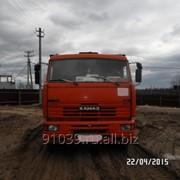 Самосвал КАМАЗ-6520 фото