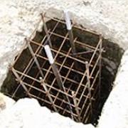 Фундаменты под быстромонтируемые здания фото