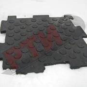Напольное резиновое покрытие фото