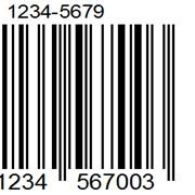 Регистрация ISSN (International Standard Serial Number) фото