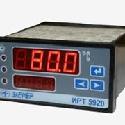 Измерители-регуляторы технологические серии ИРТ-5900 фото