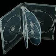 Box DVD - 6x ПРОЗРАЧНЫЙ 22ММ фото