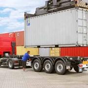 Доставка контейнеров 20фут из CHONGQING в Екатеринбург фото