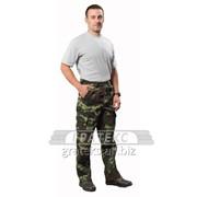 Брюки Военно-полевые саржа фото