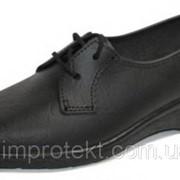 Туфли женские чорные фото