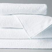 Полотенце махровое 140*70 белый